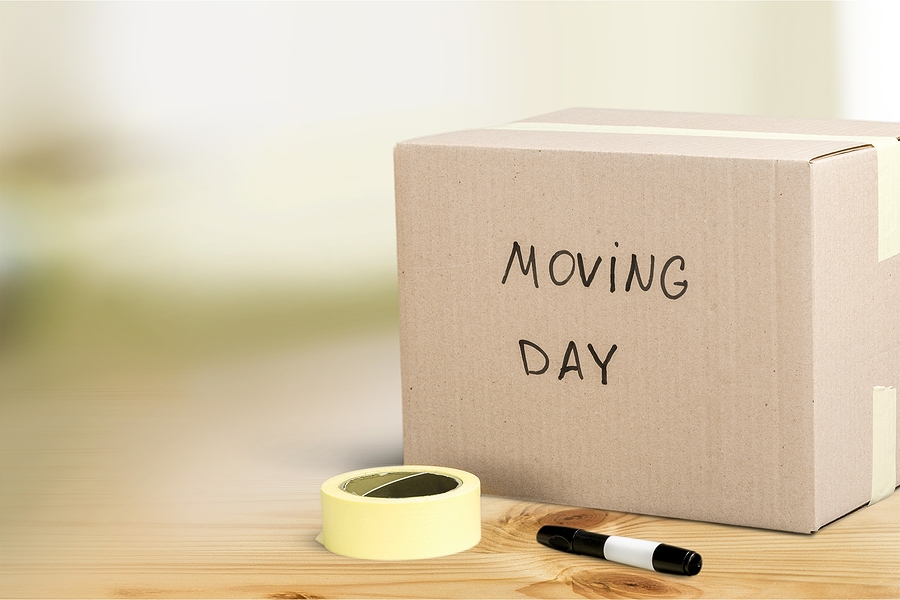 Moving House.